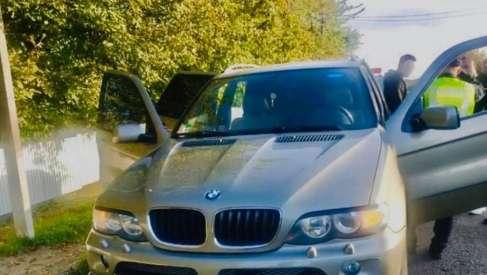 На Прикарпатті виявили водія, який перевозив незаконні боєприпаси