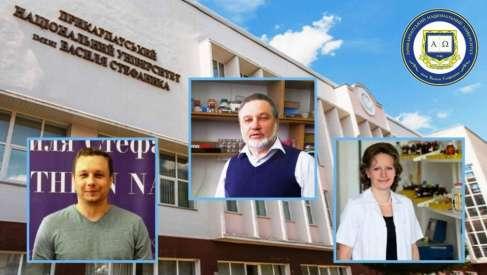 Науковці Прикарпатського університету увійшли у ТОП-2% вчених світу