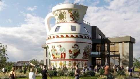 """Стало відомо, у скільки обійдеться будівництво мистецького центру """"Мальований дзбан"""" на Косівщині"""