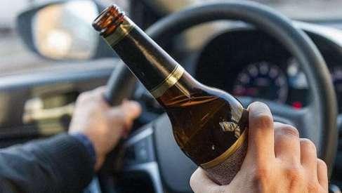 На Прикарпатті за тиждень затримали 14 нетверезих водіїв